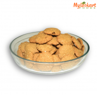 Oats and Nuts Cookies
